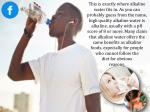 this is exactly where alkaline water fits