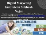 want to pursue your career as an internet