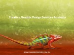 creative graphic design services australia