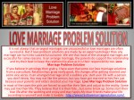 it is not always that arranged marriages