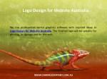 logo design for website australia 1