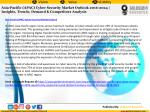 asia pacific apac cyber security market outlook