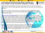 asia pacific apac solar energy market outlook 4