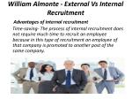 william almonte external vs internal recruitment 4