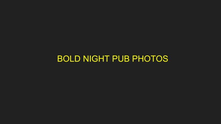 bold night pub photos n.
