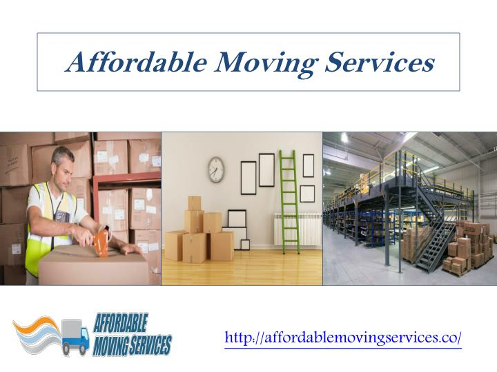 affordable moving services n.