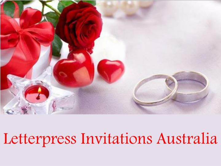 letterpress invitations australia n.