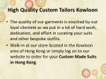 high quality custom tailors kowloon 3