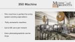 350 machine