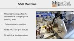 550 machine