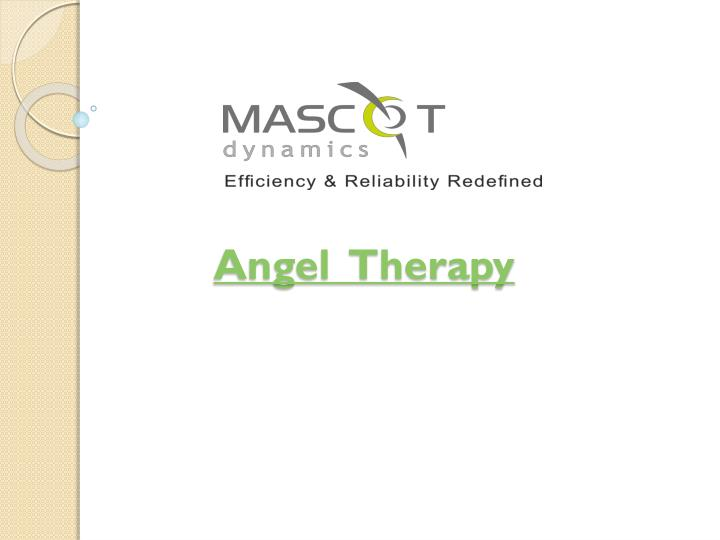 angel therapy n.