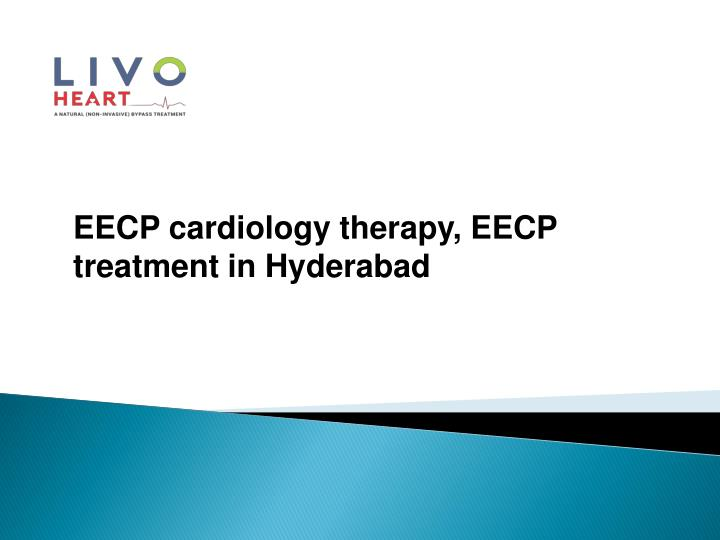 eecp cardiology therapy eecp treatment n.