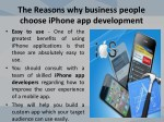 the reasons why business people choose iphone 6