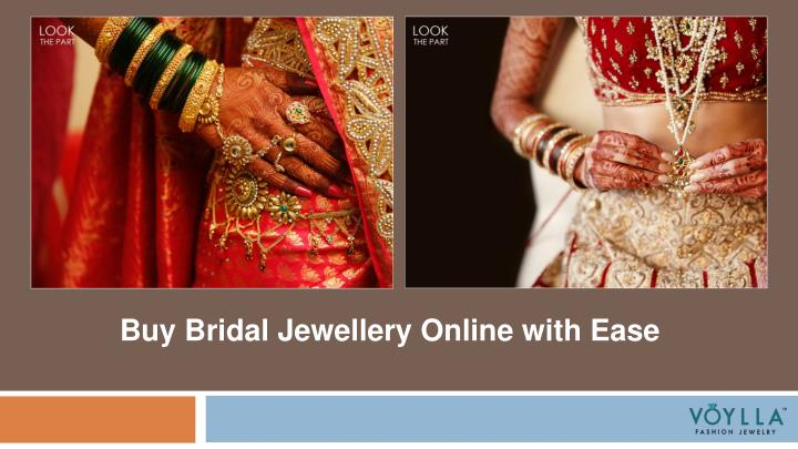 buy bridal jewellery online with ease n.