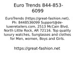 euro trends 844 853 6099