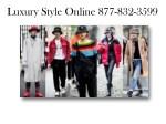 luxury style online 877 832 3599 5