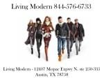 living modern 844 576 6733 6
