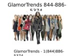 glamortrends 844 886 5374 1