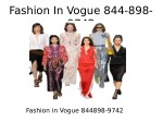 fashion in vogue 844 898 9742 1