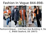 fashion in vogue 844 898 9742 4