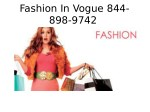 fashion in vogue 844 898 9742 5
