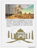 jaipur to agra tour from the great rajputana