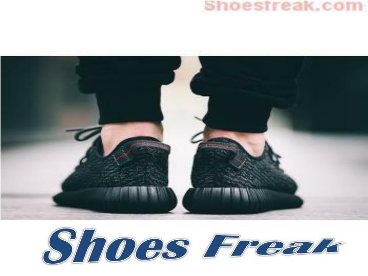 shoes freak n.