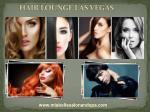 hair lounge las vegas