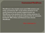 wordpress is the world s most used cms solution