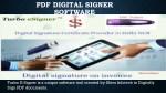 pdf digital signer software