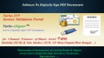 software to digitally sign pdf documents