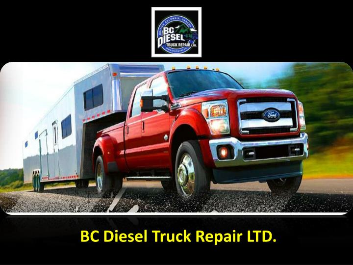 bc diesel truck repair ltd n.