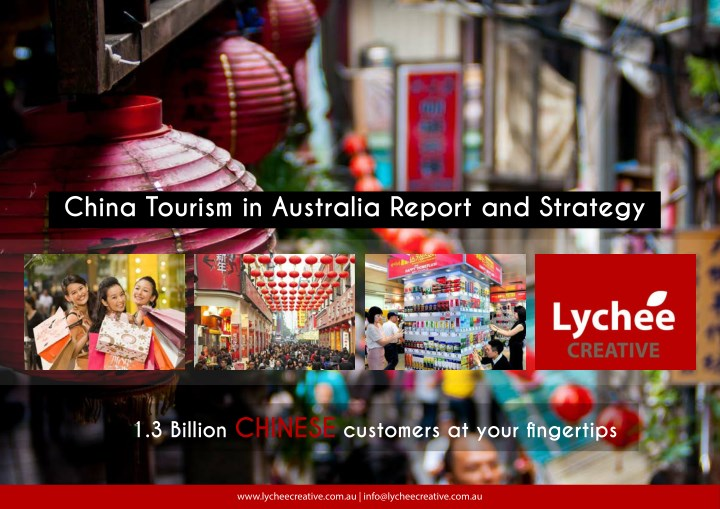 china tourism in australia report and strategy n.