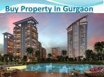 buy property in gurgaon