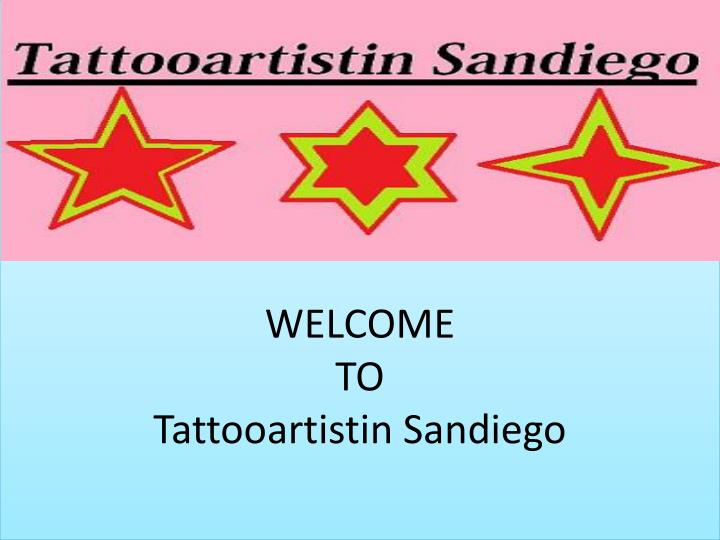 welcome to tattooartistin sandiego n.