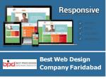 best web design company faridabad