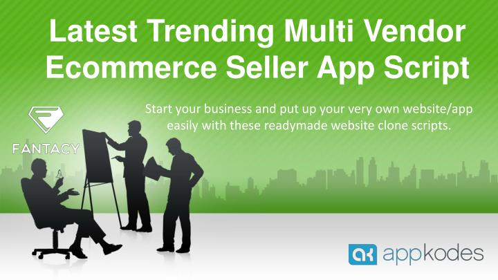 latest trending multi vendor ecommerce seller app script n.