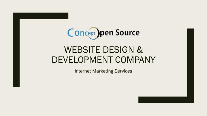 website design development company n.