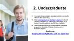 2 undergraduate