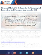 gamepad market to be propelled by technological
