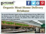 organic meat home delivery brisbane