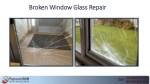broken window glass repair broken window glass