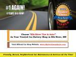 choose elk river tire auto as your trusted