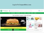 log in to couponmoto com