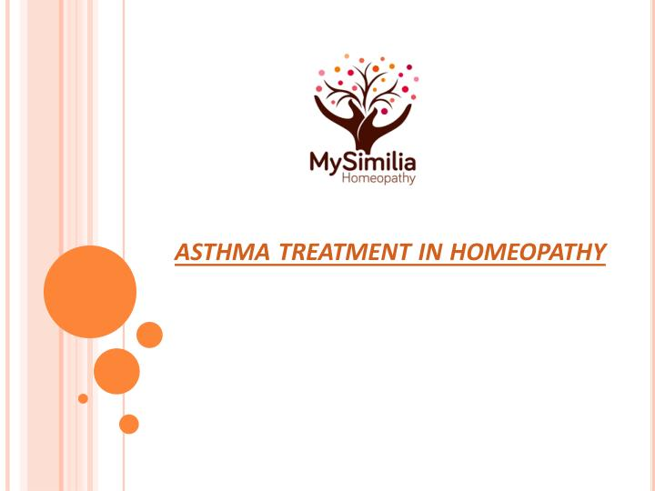 asthma treatment in homeopathy n.