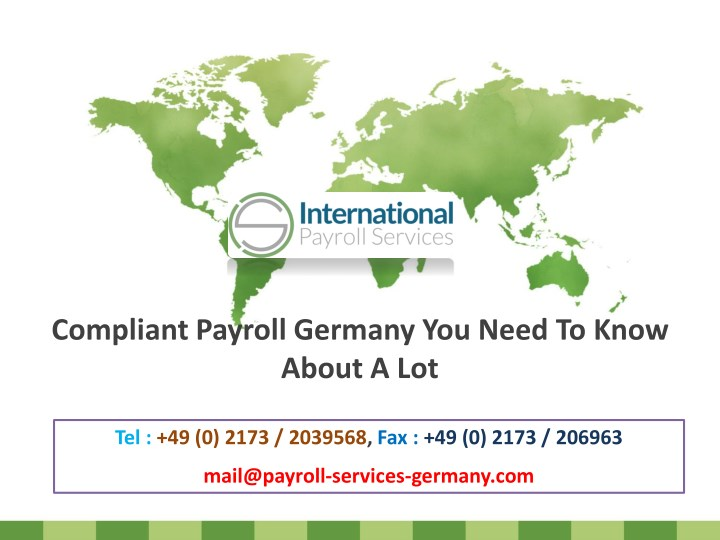 compliant payroll germany you need to know about n.