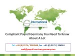 compliant payroll germany you need to know about