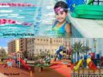 swimming pool facilities