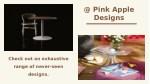@ pink apple designs