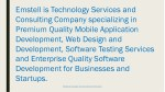 emstell is technology services and consulting